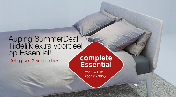 Essential SummerDeal Auping